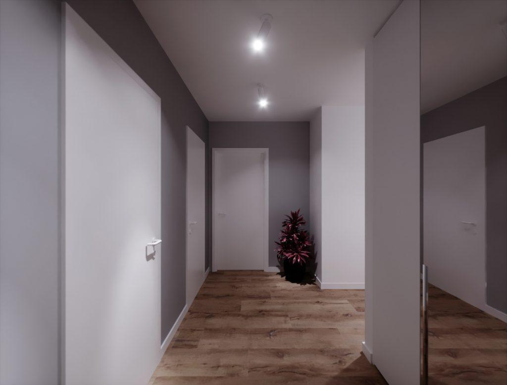 Apartment Interior Hall