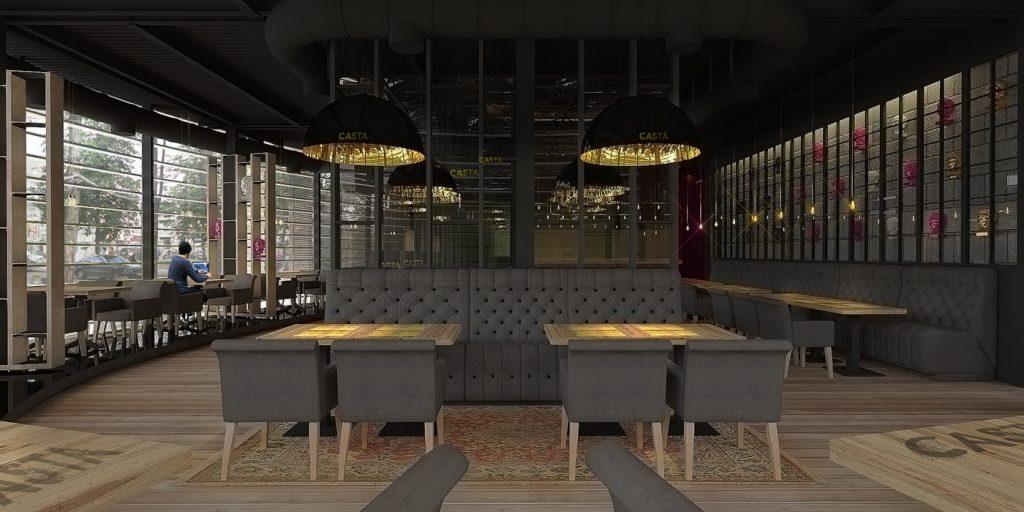 Asian Restaurant Design