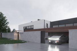 Aviator's Private House