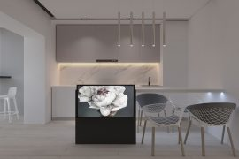 Apartment Design in Kyiv