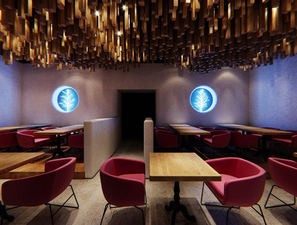 Japanese Restaurant Sushi Bar