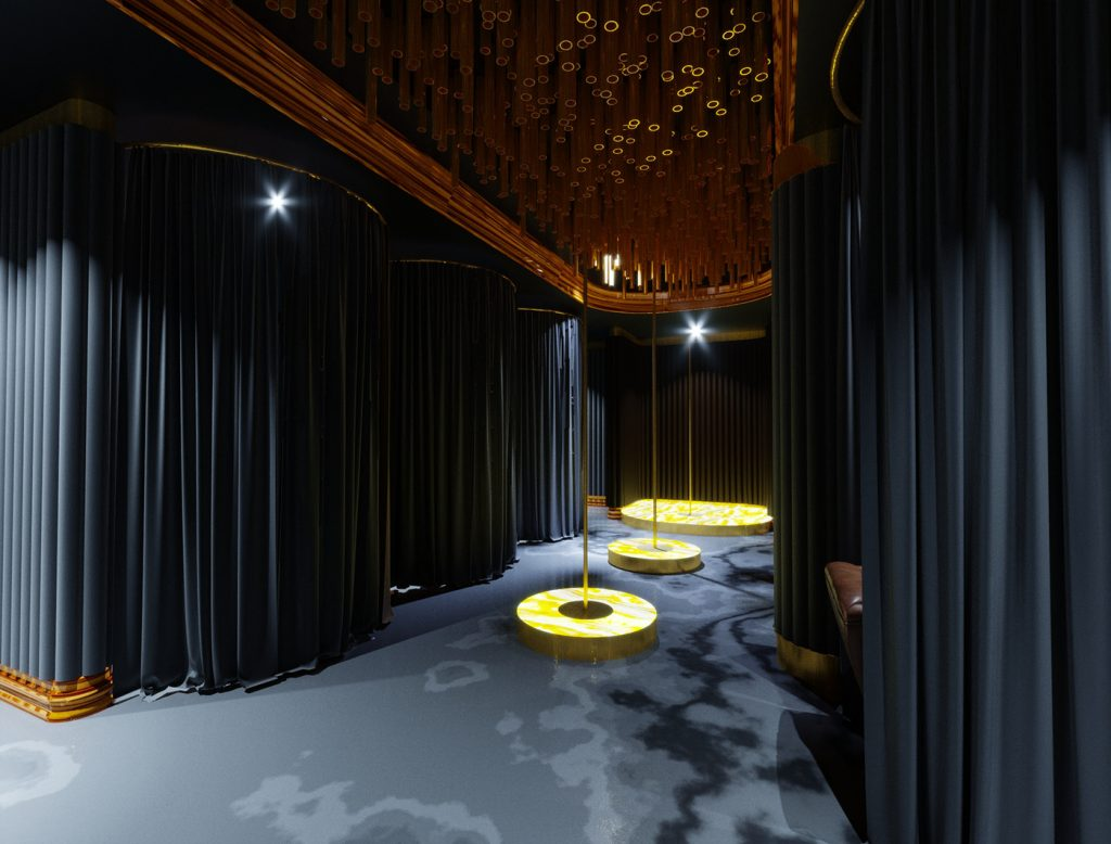 Strip Club Design