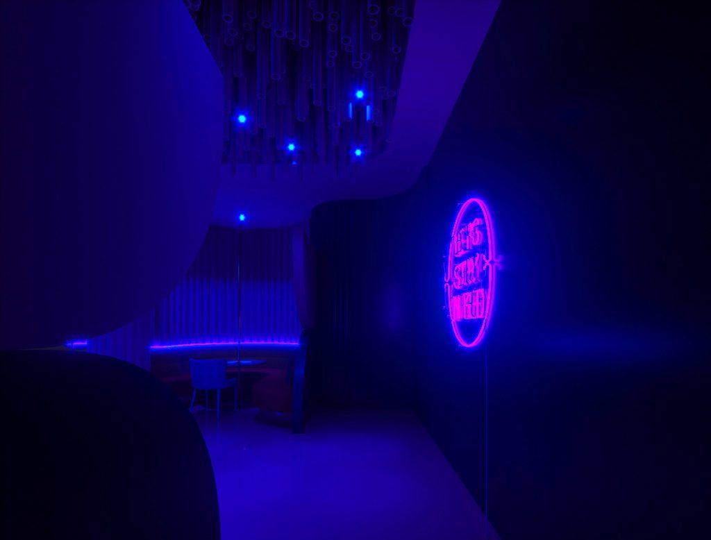 Strip Club Interior