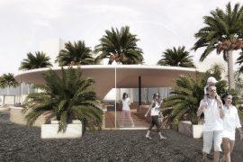 Beach Resort in Batumi