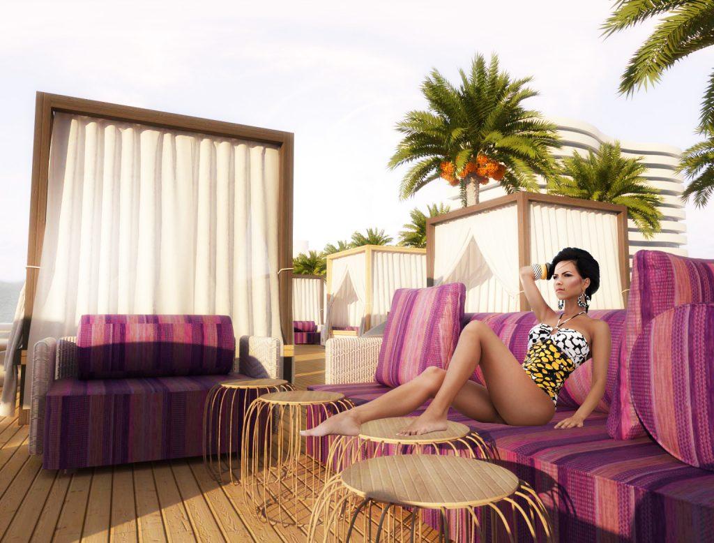 The Concept of Beach Resort