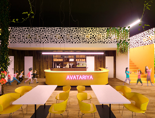 Activity Park Avatariya Kazakhstan