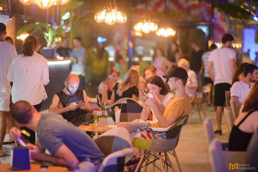 Coctail Bar Hilton Batumi