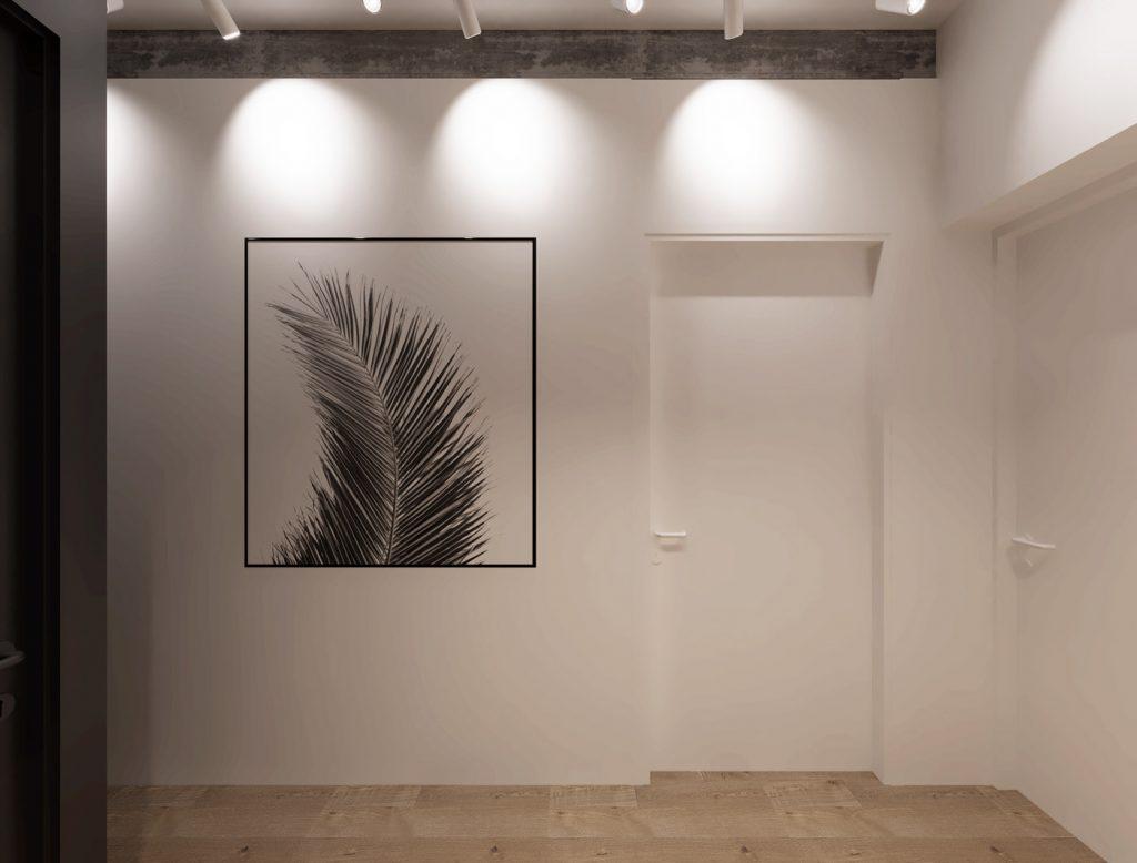 Interior design hall